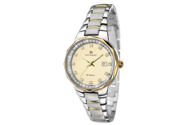 Womens Accurist Contemporary Watch 8016.00