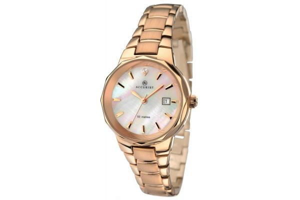 Womens Accurist Classic Watch 8020.00