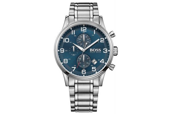 Mens Hugo Boss Aeroliner Watch 1513183
