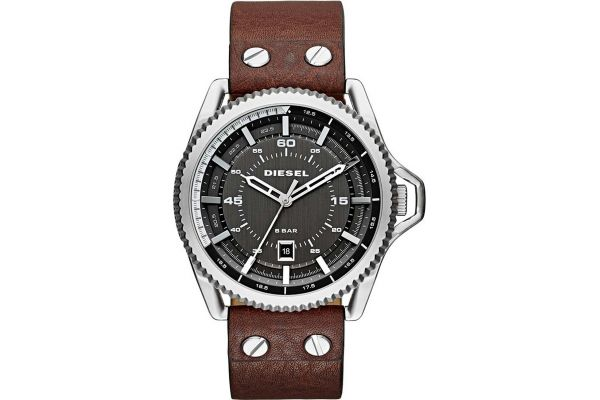 Mens Diesel Roll Cage Watch DZ1716