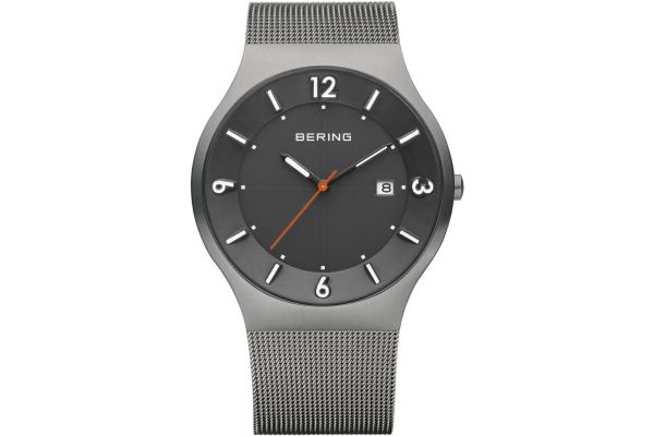 Mens Bering Solar Watch 14440-077