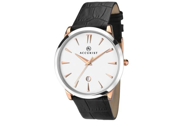 Mens Accurist Classic Watch 7028.00