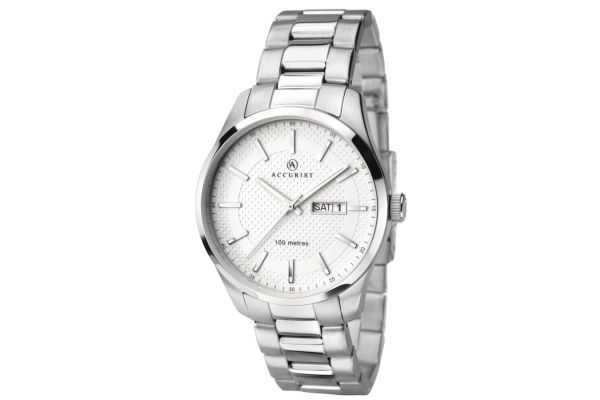 Mens Accurist Classic Watch 7056.00