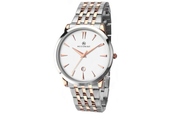 Mens Accurist Classic Watch 7075.00