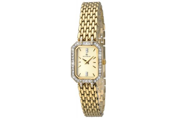 Womens Accurist Classic Watch 8062.00