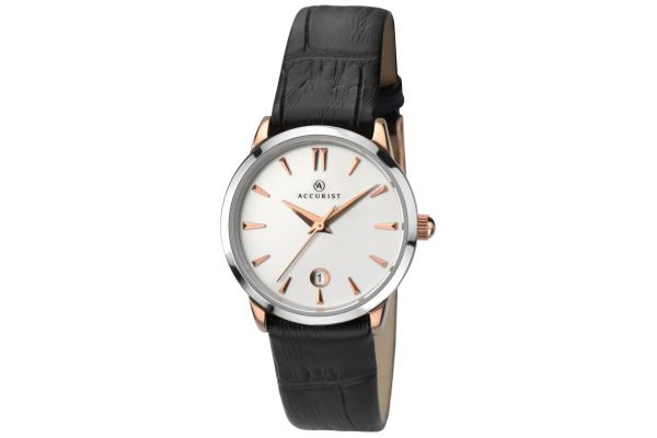 Womens Accurist Classic Watch 8073.00