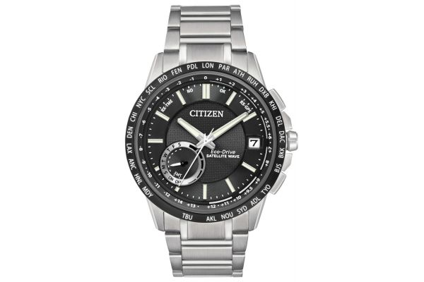 Mens Citizen Satellite Wave Watch CC3005-85E