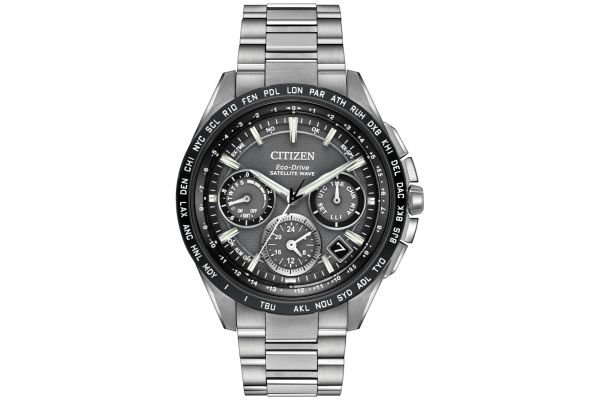 Mens Citizen Satellite Wave Watch CC9015-71E