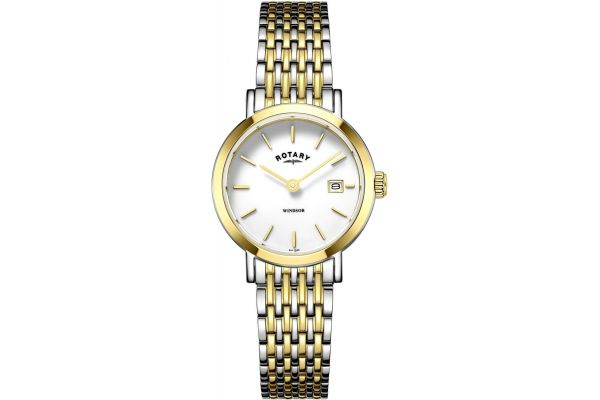 Womens Rotary Windsor Watch LB05301/01