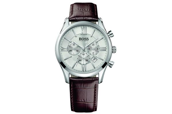 Mens Hugo Boss Ambassador Watch 1513195