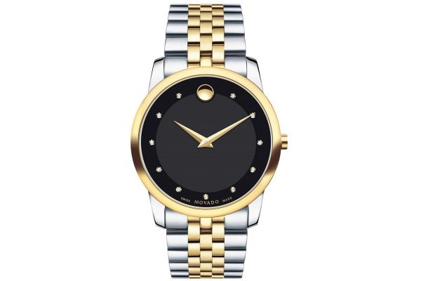 Mens Movado Museum Watch 606879