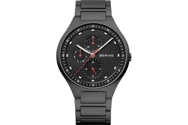 Mens Bering Titanium Watch 11741-772