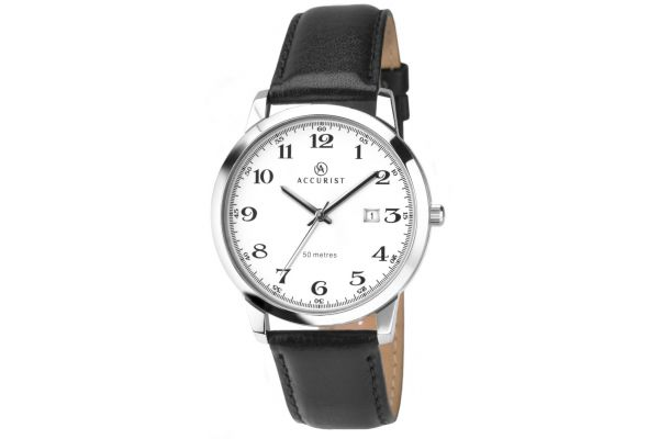 Mens Accurist Classic Watch 7026.00