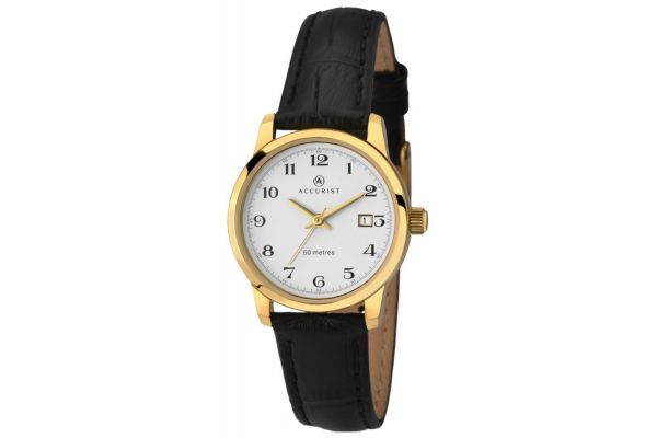 Womens Accurist Classic Watch 8093.00
