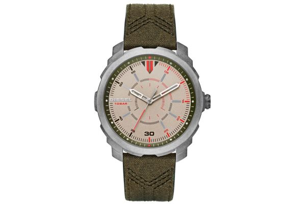 Mens Diesel Machinus Watch DZ1735