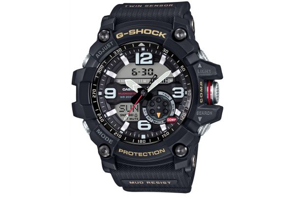 Mens Casio G Shock Watch GG-1000-1AER