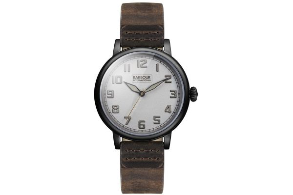 Mens Barbour International Watch BB042SLBR