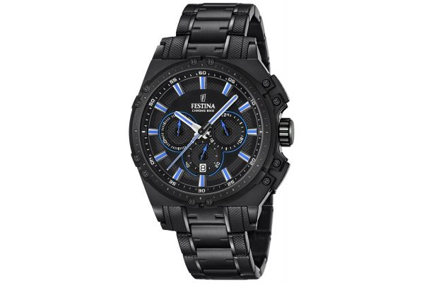 Mens Festina ChronoBike Watch F16969/2
