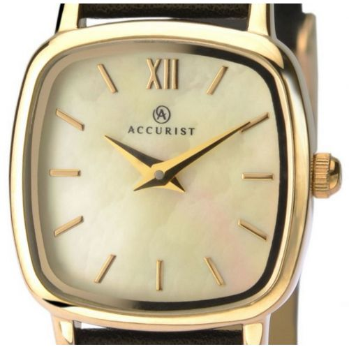 8a9fa4a12 Women's Accurist Classic mother of pearl | Creative Watch Co