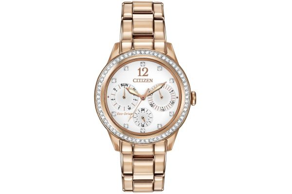 Womens Citizen Silhouette Watch FD2013-50A
