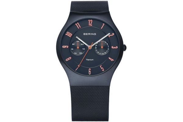 Unisex Bering  Watch 11939-393