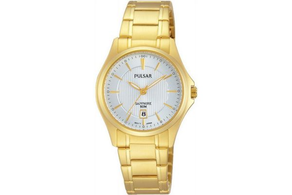 Womens Pulsar  Dress Wear Watch PH7424X1