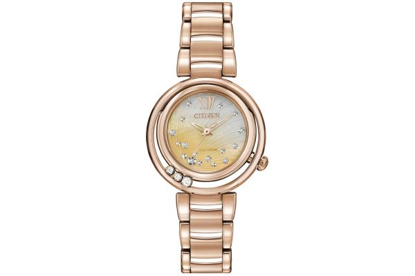 Womens Citizen L-Series Watch em0323-51n