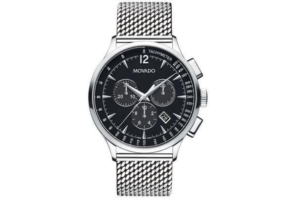 Mens Movado Circa Watch 606803
