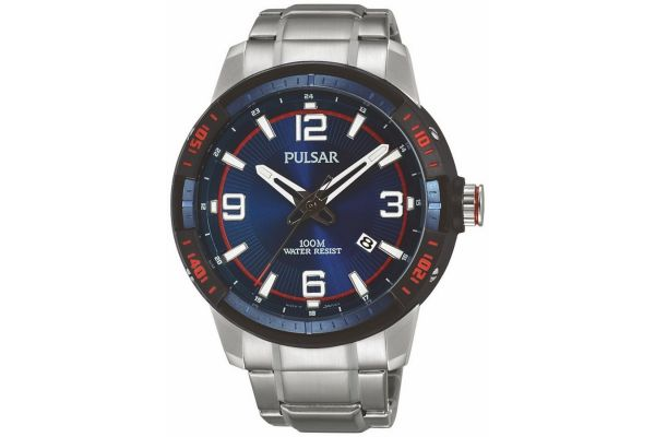 Mens Pulsar  Sports Watch PS9477X1