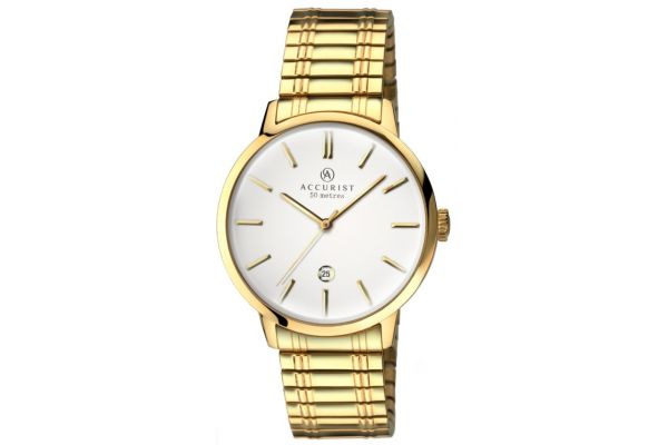 Mens Accurist Classic Watch 7098.00