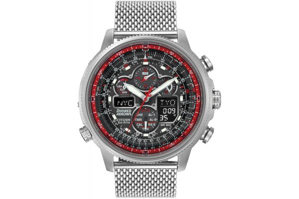 Mens Citizen Red Arrows Watch JY8039-54E