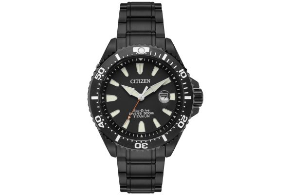 Mens Citizen Divers Watch BN0147-57E