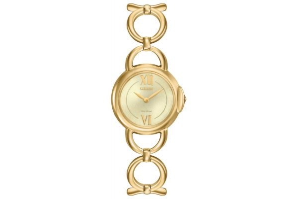 Womens Citizen Silhouette Watch EX1452-53P