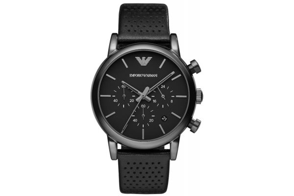 Mens Emporio Armani Classic Watch AR1737