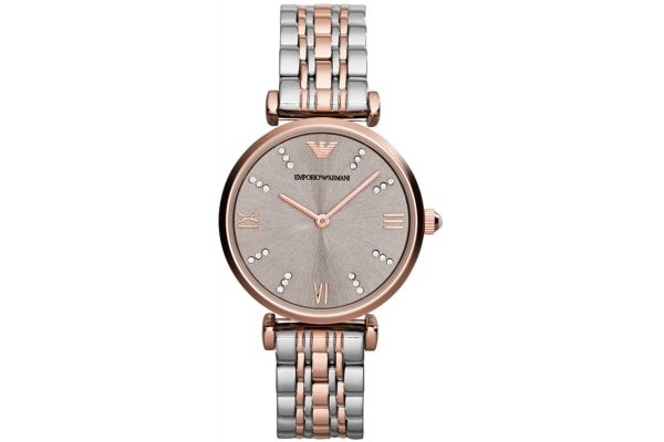 Womens Emporio Armani Retro Watch AR1840