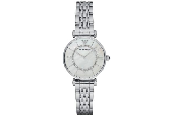 Womens Emporio Armani Retro Watch AR1908