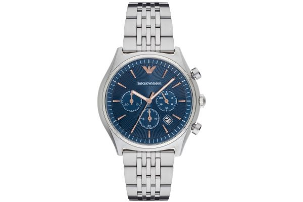 Mens Emporio Armani Dress Watch AR1974