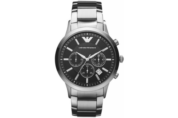 Mens Emporio Armani Classic Watch AR2434