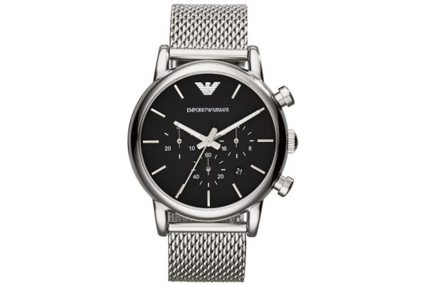 Mens Emporio Armani Classic Watch AR1811