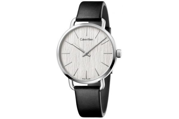 Womens Calvin Klein EVEN Watch K7B211C6