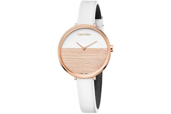 Womens Calvin Klein RISE Watch K7A236LH