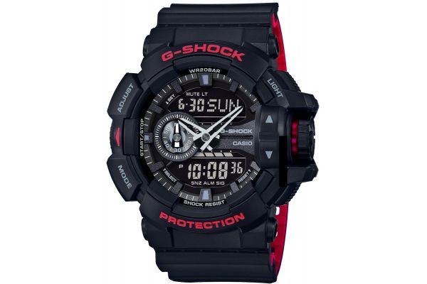 Mens Casio G Shock Watch GA-400HR-1AER