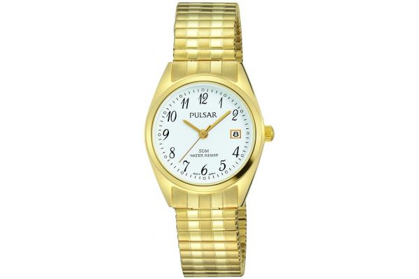 Womens Pulsar  Classic Watch PH7444X1