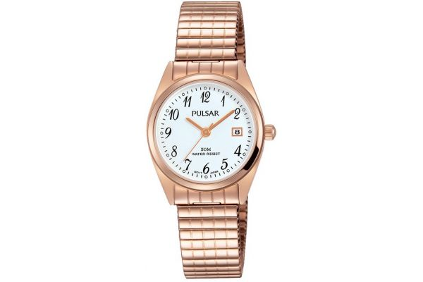 Womens Pulsar  Classic Watch PH7446X1