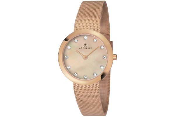 Womens Accurist Dress Watch 8128.00