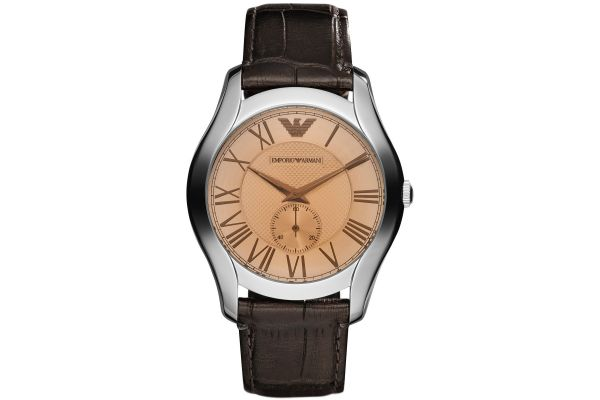 Mens Emporio Armani Classic Watch AR1704