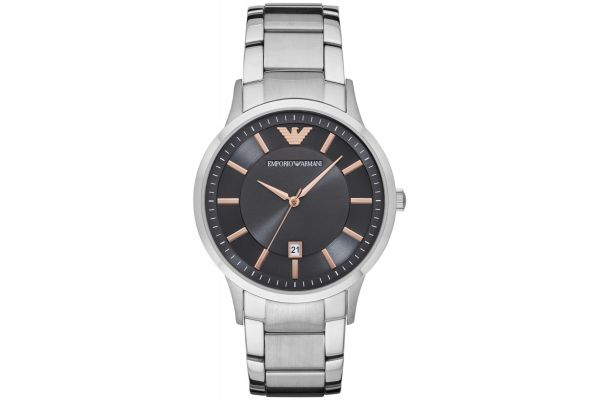 Mens Emporio Armani Dress Watch AR2514