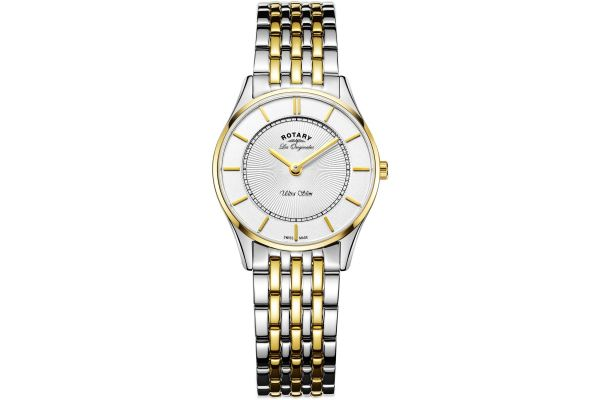 Womens Rotary Ultra Slim Watch LB90801/41