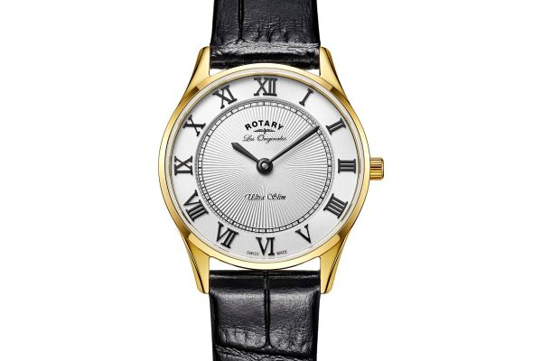 Womens Rotary Ultra Slim Watch LS90803/01