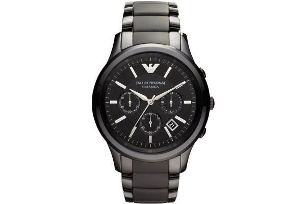 Mens Emporio Armani Classic Watch AR1452